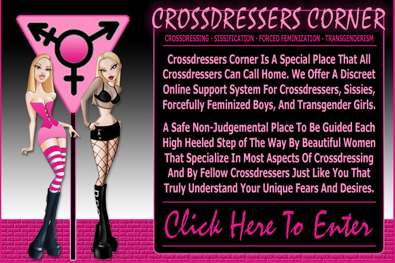 Crossdressers Corner A Special Place For Sissy Girls